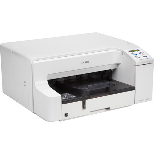 Ricoh Aficio GX e7700N GELJET Color Printer