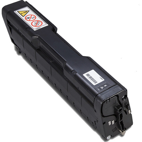 Ricoh High Capacity Black Toner for Select SP C Series Printers