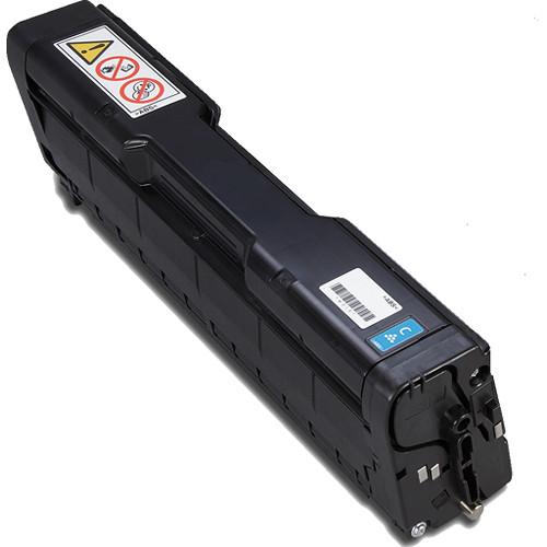Ricoh High Capacity Cyan Toner for Select SP C Series Printers
