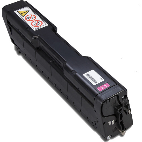 Ricoh High Capacity Magenta Toner for Select SP C Series Printers