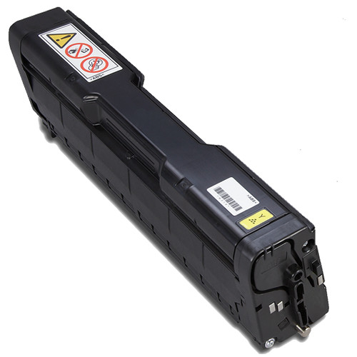Ricoh High Capacity Yellow Toner for Select SP C Series Printers