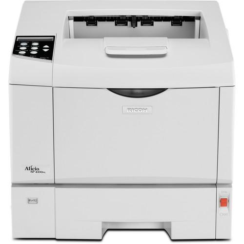 Ricoh Aficio SP 4100NL Network Monochrome Laser Printer