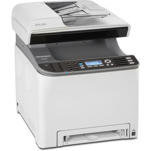 Ricoh Aficio SP C242SF Network Color All-in-One Laser Printer