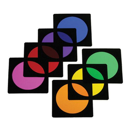 """Dynalite CF-7011 """" 7.0"""" Color Filter Set"""
