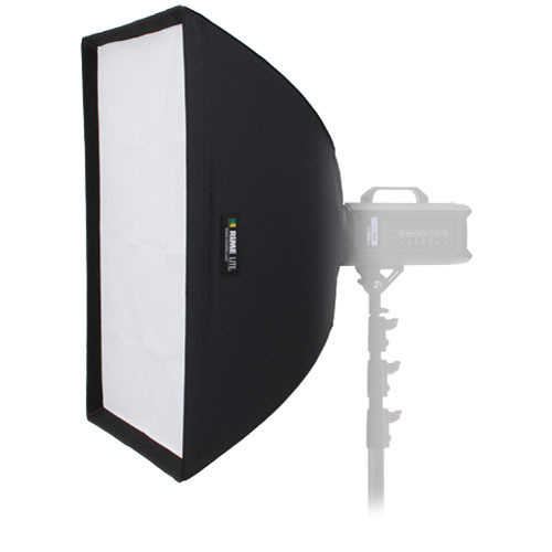"Rime Lite Rectangle Softbox 36 x 48"" (90 x 120 cm)"