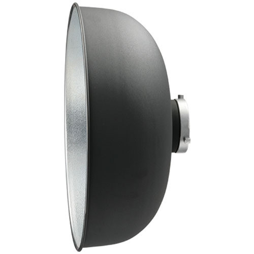 "Dynalite 17"" Wide Beam Beauty Dish Reflector for Baja"