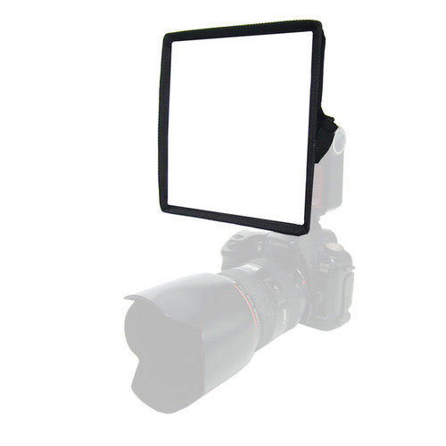 Dynalite Square Minibox for Canon 580EX II or Nikon SB900