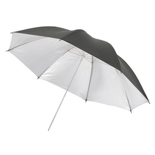 "Dynalite White Black / Silver Umbrella (44"" / 111.7 cm)"