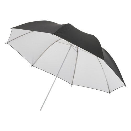 """Rime Lite White Black / White Umbrella (44"""" / 111.7 cm)"""