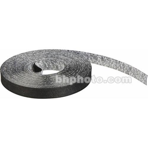"""Rip-Tie RipWrap Tape 1/2""""x150' (Black)"""