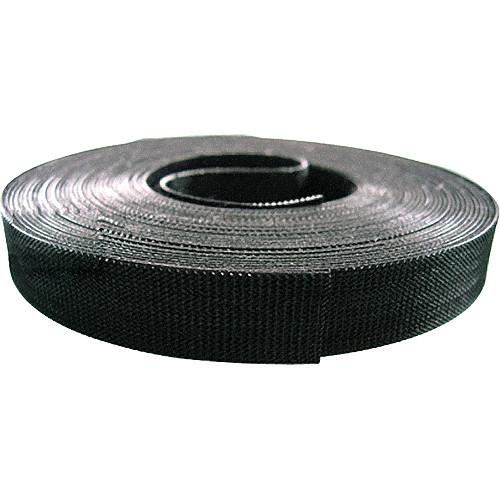 "Rip-Tie 1/2"" x 75' WrapStrap PLUS (Black)"