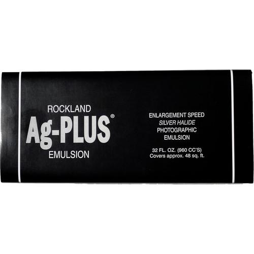 Rockland Ag-Plus Photographic Extra-Sensitivity Emulsion - 1 Quart