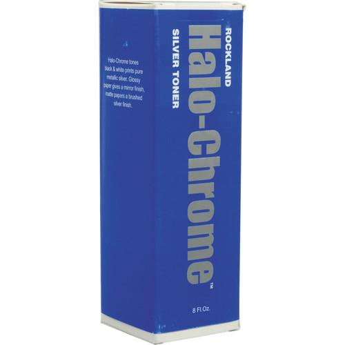 Rockland Halo-Chrome Silver Toner (8 oz)