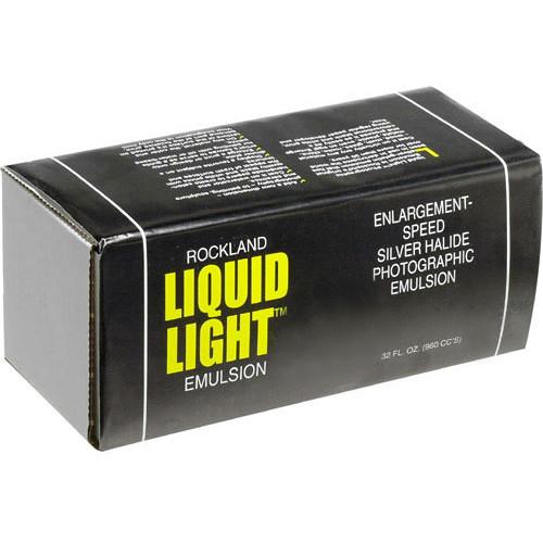 Rockland Liquid Light Photo Emulsion (1 Quart)
