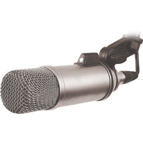 Rode Broadcaster Large-Diaphragm Cardioid Condenser Microphone