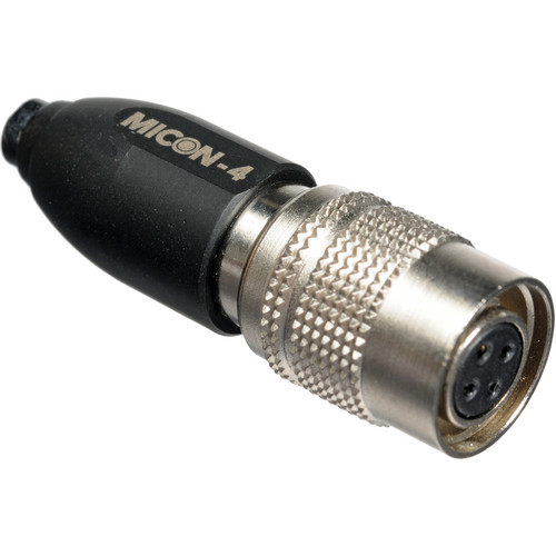 Rode MiCon 4 Connector for Rode MiCon Microphones (Audio-Technica)