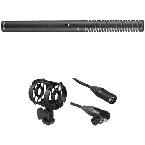Rode NTG2 Kit with Shock Mount and XLR Cable