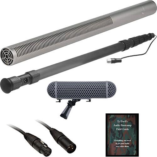 Rode NTG-3 Ultimate Shotgun Microphone Kit