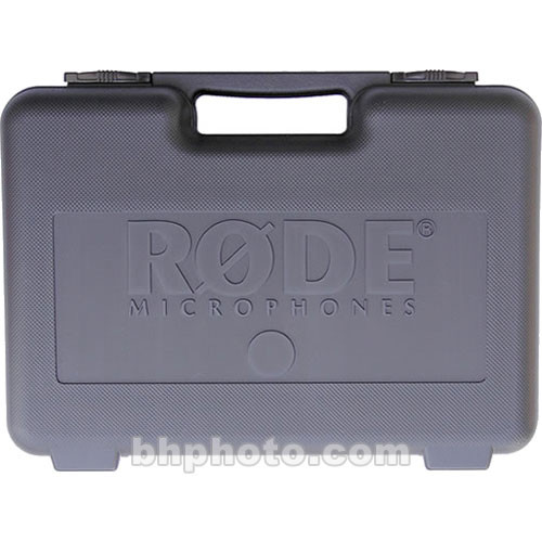 "Rode RC5 Hard Plastic Road Case - for Rode 1/2"" Cardiod Condenser Microphone"