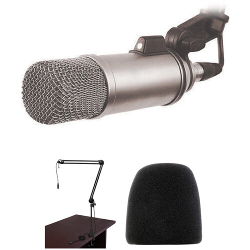 Rode Rode Broadcaster Voice-Over Microphone Kit
