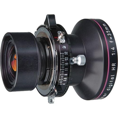 Rodenstock 35mm f/4 HR Digaron-S Lens