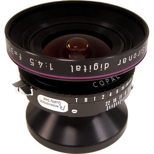 Rodenstock 35mm f/4.5 Apo-Sironar digital Lens