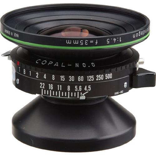 Rodenstock 35mm f/4.5 Apo-Grandagon Lens