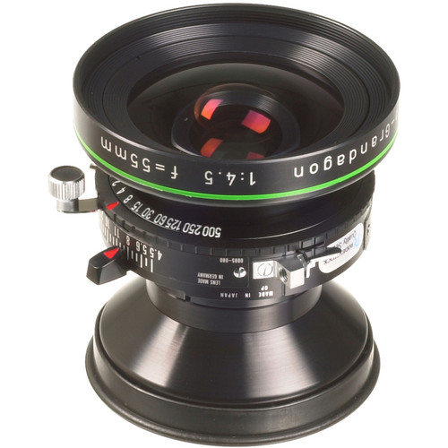 Rodenstock 55mm for 4.5 Apo-Grandagon Lens