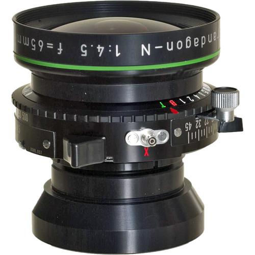 Rodenstock 65mm f/4.5 Grandagon-N Lens