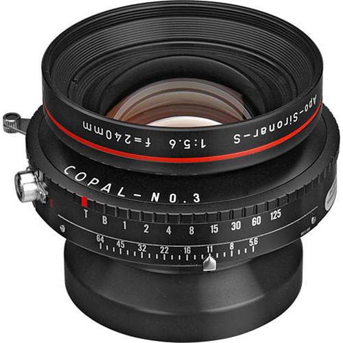Rodenstock 240mm f/5.6 Apo-Sironar-S Lens