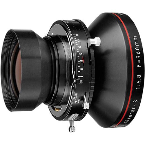 Rodenstock 360mm f/6.8 Apo-Sironar-S Lens