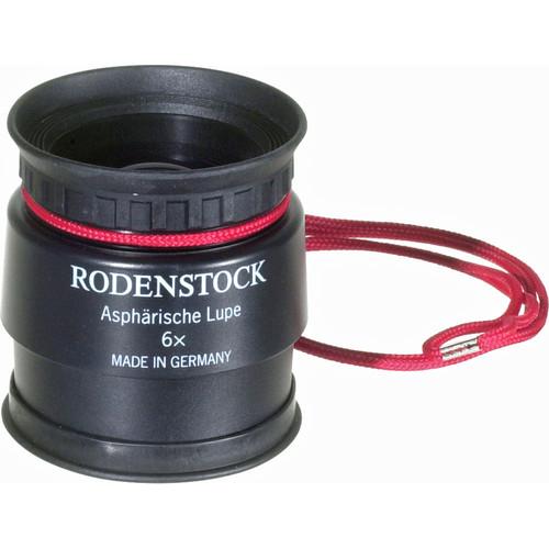 Rodenstock 6x Aspheric Loupe (Black)