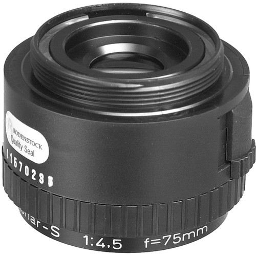 Rodenstock 75mm f/4.5 Rogonar-S Enlarging Lens