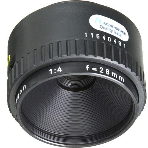 Rodenstock 28mm f/4 Rodagon Enlarging Lens
