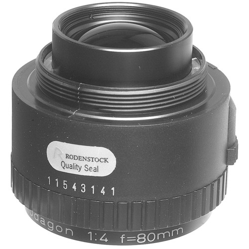 Rodenstock 80mm f/4 Rodagon Enlarging Lens