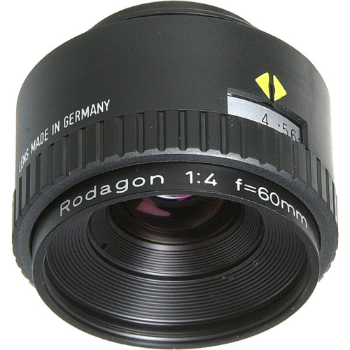 Rodenstock 60mm f/4 Rodagon Enlarging Lens