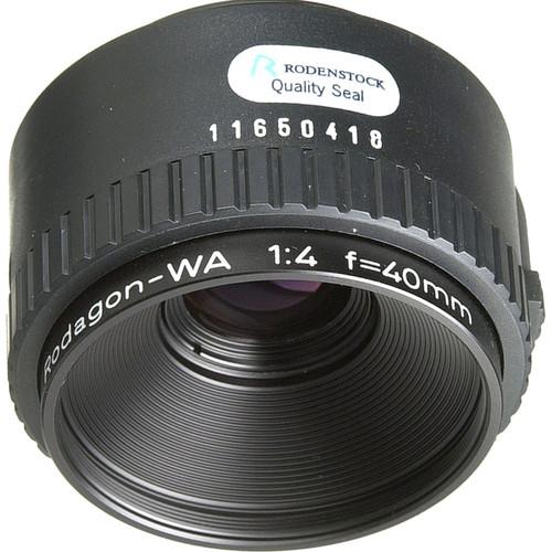 Rodenstock 40mm f/4 Rodagon-WA Enlarging Lens