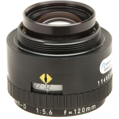 Rodenstock 120mm f/5.6 APO-Rodagon D Enlarging Enlarging Lens