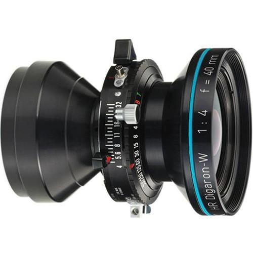 Rodenstock 40mm f/4 HR Digaron-W Lens