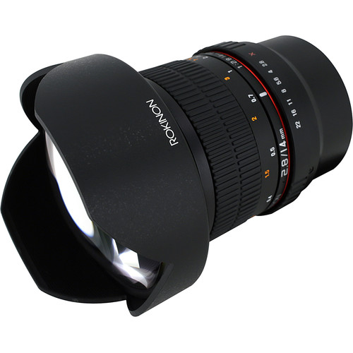 Rokinon 14mm f/2.8 ED AS IF UMC Lens for Samsung NX Mount