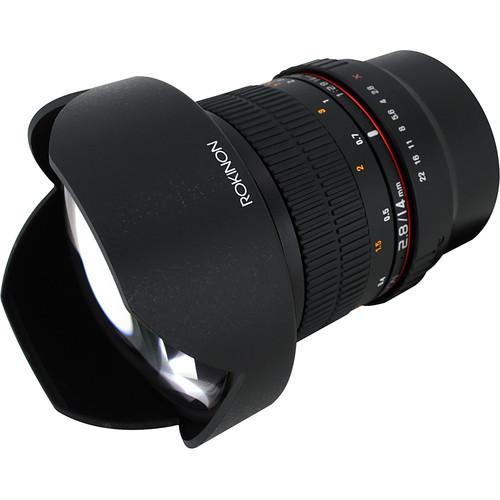 Rokinon 14mm f/2.8 ED AS IF UMC Lens for Samsung NX Mount
