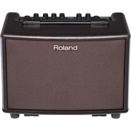 roland ac 33 acoustic chorus guitar amplifier ac 33rw b h photo. Black Bedroom Furniture Sets. Home Design Ideas