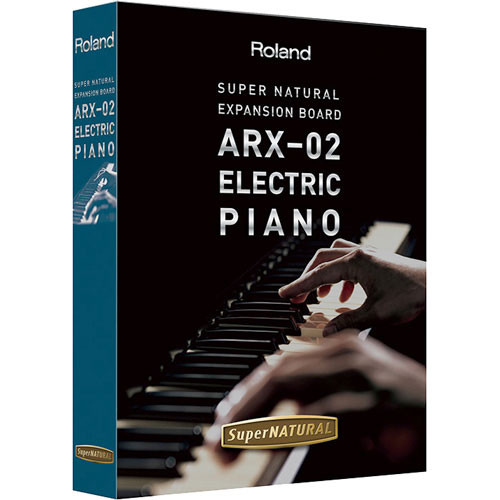 Roland ARX-02 SuperNATURAL Electric Piano Expansion Board for Fantom-G