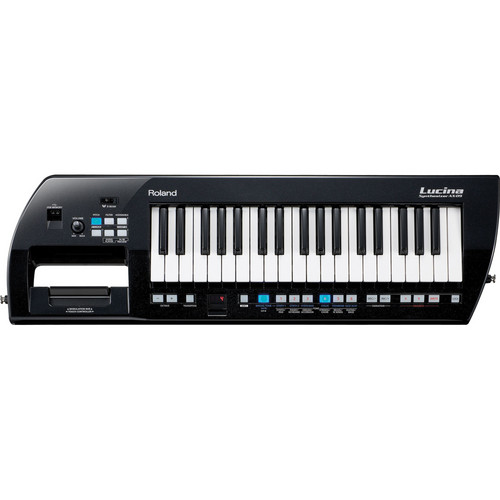 Roland Lucina AX-09 Synthesizer Keyboard (Black Sparkle)