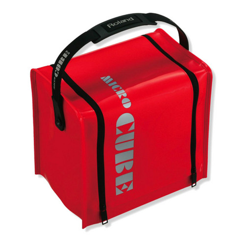 Roland CB-MCC1: Protective Cover for MICRO CUBE (Enamel Red)