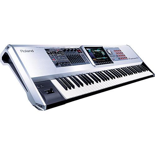 roland fantom g7 76 key advanced workstation keyboard fantom g7. Black Bedroom Furniture Sets. Home Design Ideas