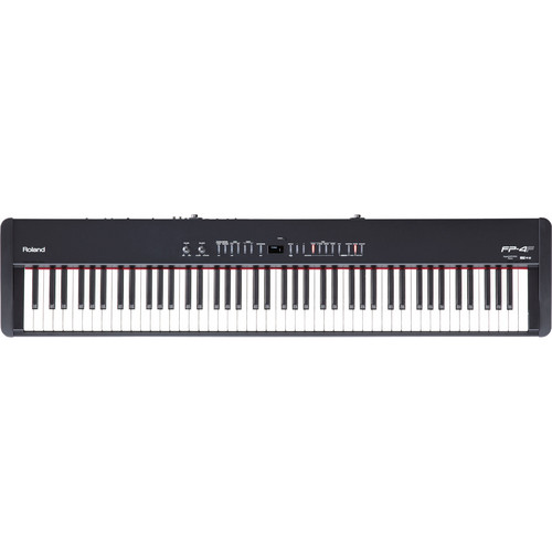 Roland FP-4F Digital Piano (Black)
