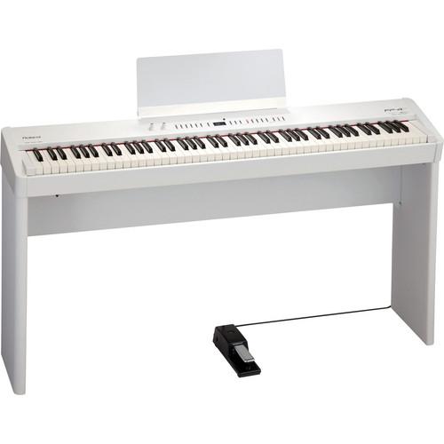 Roland FP-4F Digital Piano (White)