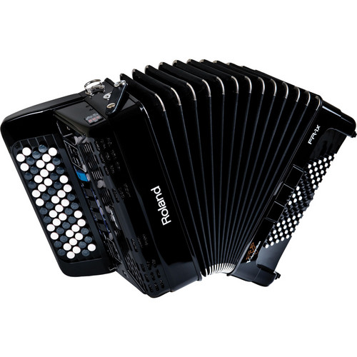 Roland FR-1xb V-Accordion (Black)