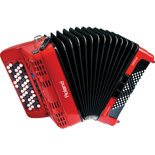 Roland FR-1xb V-Accordion (Red)